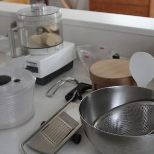 雑貨好きが集めたキッチングッズをフル活用する毎日の料理。