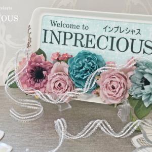 ◆「Flowerウェルカムボード」オーダーメイドでお作りいたします