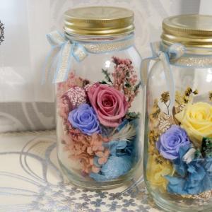 ◆結婚式で親戚の方への感謝の気持ちを込めて プリザーブドフラワーをギフトに♪
