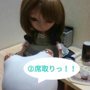 [高円寺 ぽたかふぇ  魅惑のシマエナガ展3]へ、、、