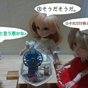 [セルロイド人形とミーコの話]