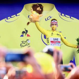 ツール・ド・フランス第20ステージ~結末はコルナゴ~