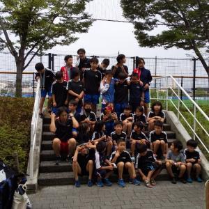 KADOTA GAS杯小学生水泳競技大会に参加しました。