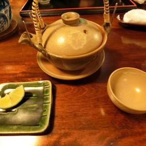 父のお誕生日はお気に入りの和食店で@日本料理 日影茶屋
