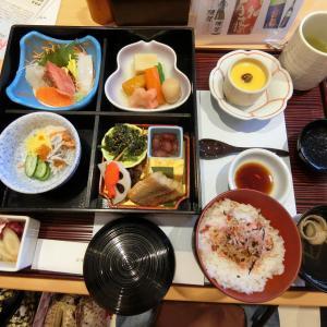 お値段以上!CP抜群の松花堂弁当@日本料理 鯉之助