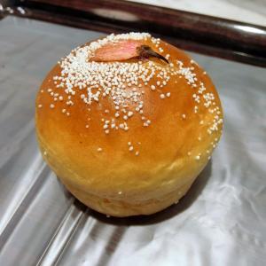 木村屋の新業態であんパンとナポリタン@キクラミルク