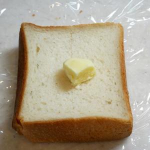 じんわりバターが最高な厚切りバタートースト@BOULANGERIE AMONNIER