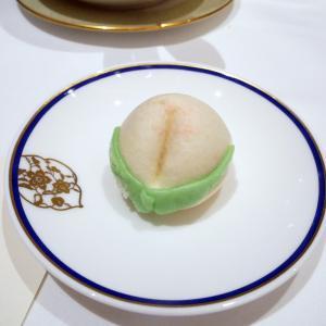 結婚記念日ディナーは恒例の中華で@桃花林