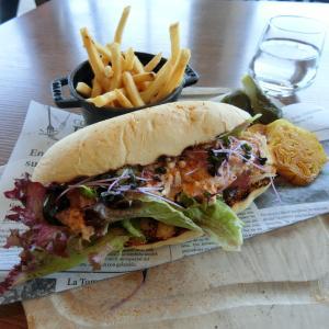 天空のレストランでハワイアン気分@All-Day Dining OASIS GARDEN