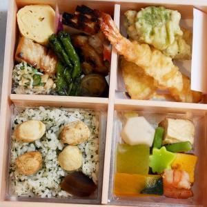 京都で大人気のお弁当を銀座でテイクアウト@三友居