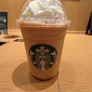 紅茶好きはぜひ!優しい甘さなフラペチーノ@STARBACKS COFFEE