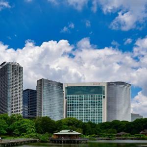 東京の空 - by 空倶楽部