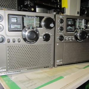 ICF-5900を並べる。