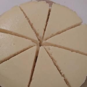 ちょっと本格派のチーズケーキ