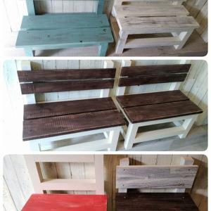 アトリエ、お休み中「木工」沢山作りました!