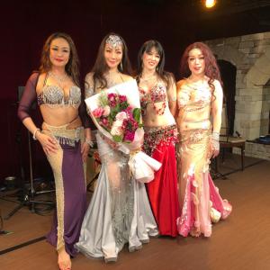 El Nawaem Show & Hafla 満席御礼!