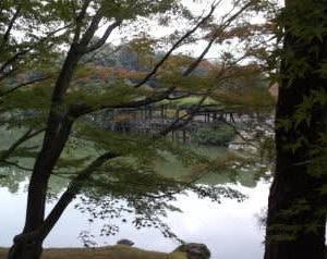 仙洞御所庭園
