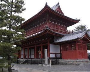 妙心寺山門