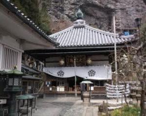 宝山寺観音堂