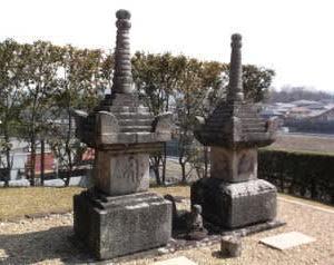 円福寺宝篋印塔