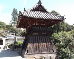 矢田寺鐘楼
