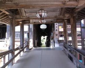 長谷寺繋廊