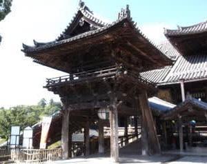 長谷寺鐘楼