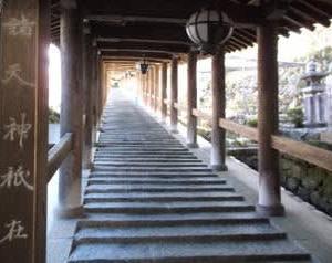 長谷寺登廊 上登廊