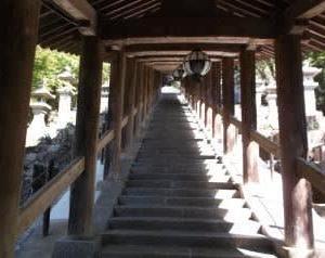 長谷寺登廊 (中登廊)