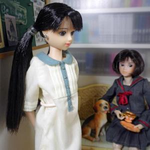 【閑話休題】ガッコ行きたくない海松ちゃん