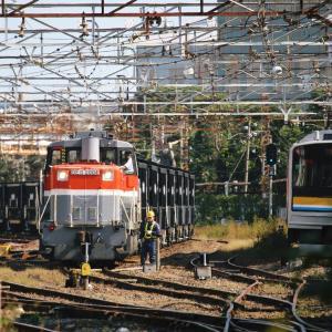 浜川崎界隈228-1(石炭専用5783レ DE11 2004)