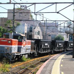 鶴見線 106-4(石炭専用5783レ DE10 1726)