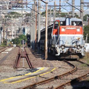 鶴見線 106-1(石炭専用5764レ DE10 1726)
