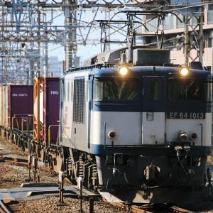 浜川崎界隈230(3064レ EF64 1013)