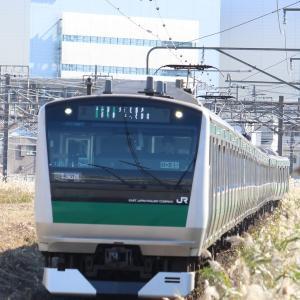 新鶴見界隈836(相鉄・JR直通線 E233系7000番台)