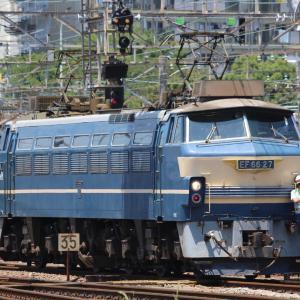新鶴見界隈931-4(EF66 27 入換)