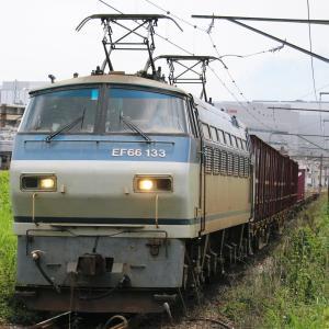 新鶴見界隈935(75レ EF66 133, 8151レ EF210-116)