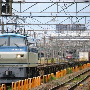 新鶴見界隈937(4093レ EF66 129)