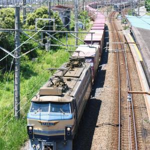 新鶴見界隈940(3086レ EF66 27)