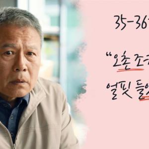 韓国ドラマ 一度行って来ました 第35,36話あらすじ