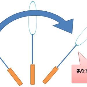 正確なショットを探したら…ラケットの動きに注目?◆マグカップチャレンジ超近距離編のあと