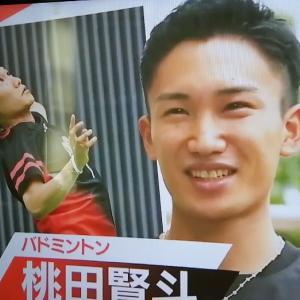 桃田賢斗。金メダル、頂点をめざす。◆NHKニュースウォッチ