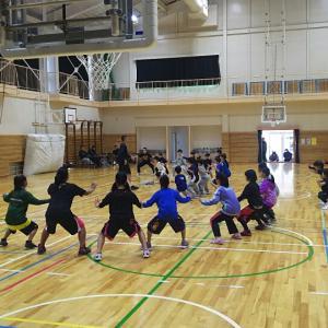 SOME CITY MATSUさんのバスケクリニック