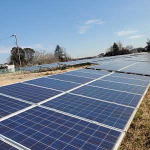 柏市の太陽光事業