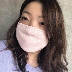 お肌のざらつきの相談が多いです、やっぱりマスクのせいだよねー。