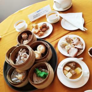 GoldenLotusの飲茶食べ放題に挑戦