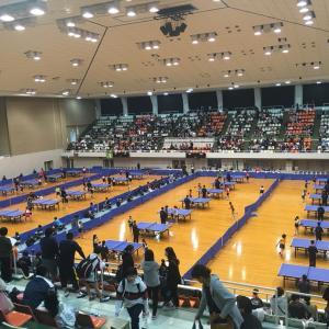 平成30年 四国卓球選手権大会 カデット以下