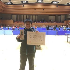 平成30年度 松山地区中学生強化卓球大会<2>