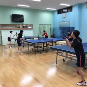 令和元年度 第32回 愛媛県中学校新人体育大会 卓球
