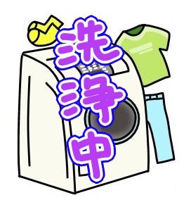 ドラム式洗濯乾燥機…洗浄中に外れた